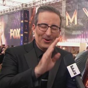John Oliver, 2019 Emmys