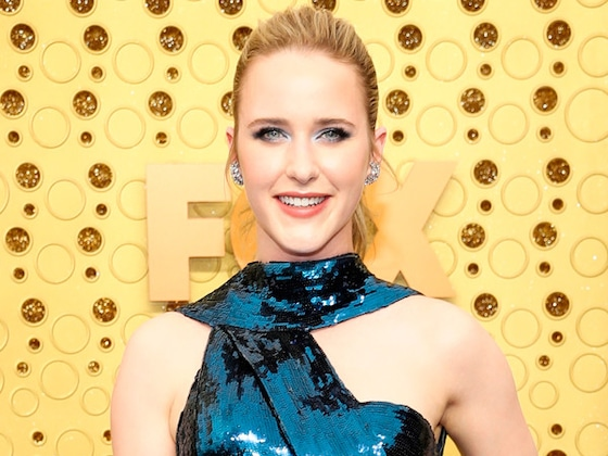 The Road to Rachel Brosnahan's Blue 2019 Emmys Dress