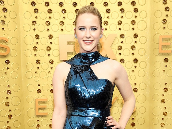 Rachel Brosnahan Keeps Her Emmy Award on Top of Her Toilet, and New Yorkers Will Know Why