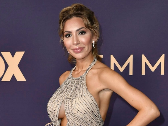 Farrah Abraham Makes Surprise Appearance at the 2019 Emmy Awards