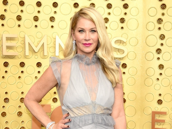 Christina Applegate Just Revealed Something Shocking About Her 2019 Emmys Dress