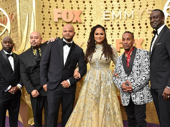 The Exonerated 5 Talk Seeing Each Other's Stories For the First Time in <i>When They See Us</i> on Emmys Red Carpet