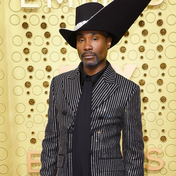 Billy Porter, 2019 Emmy Awards, 2019 Emmys, Red Carpet Fashion