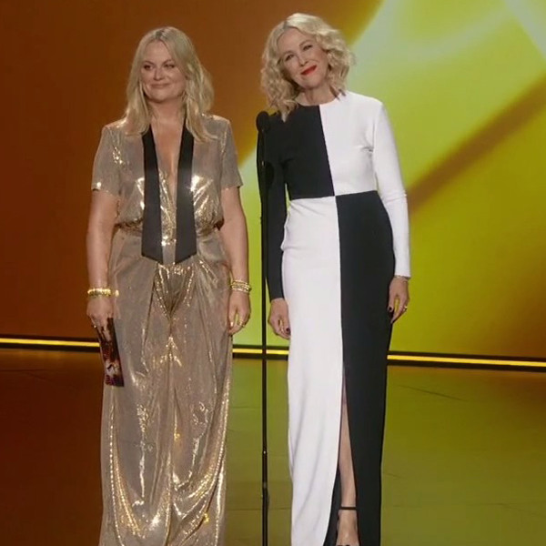 Catherine O'Hara and Amy Poehler Are the Emmys Dynamic Duo You Never Knew You Needed
