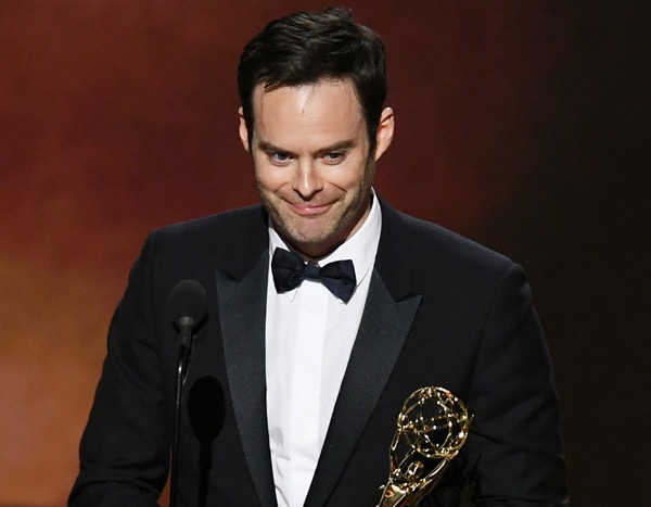 Bill Hader Reacts to Shane Gillis' Saturday Night Live Firing at 2019 Emmys