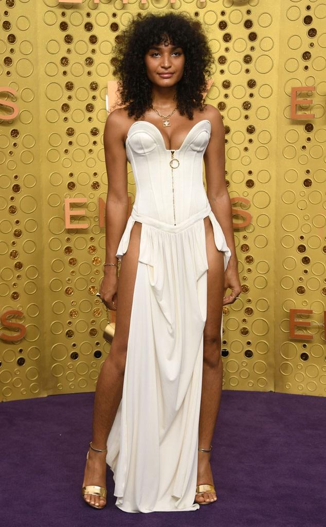 Indya Moore, 2019 Emmy Awards, 2019 Emmys, Red Carpet Fashion
