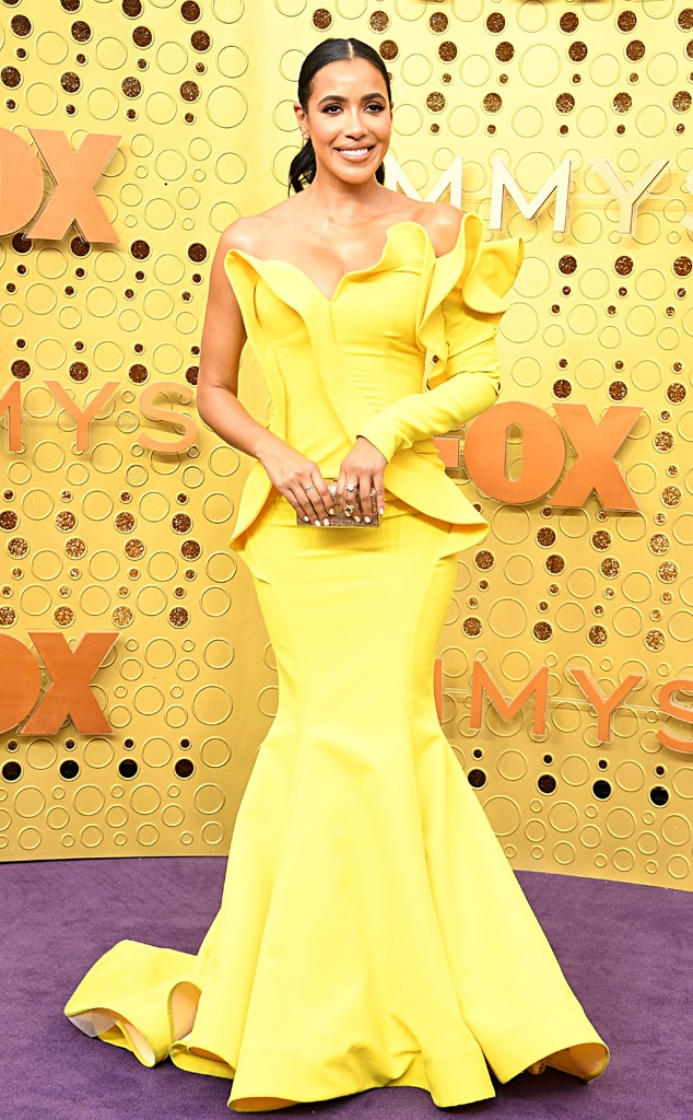 Julissa Bermudez, 2019 Emmy Awards, 2019 Emmys, Red Carpet Fashion