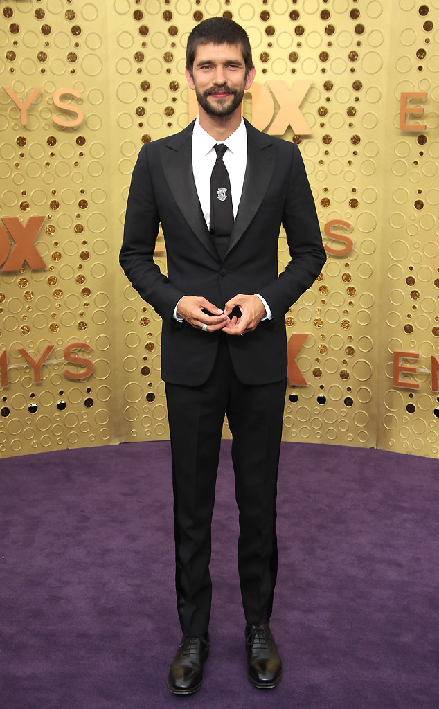Ben Whishaw, 2019 Emmy Awards, 2019 Emmys, Red Carpet Fashion