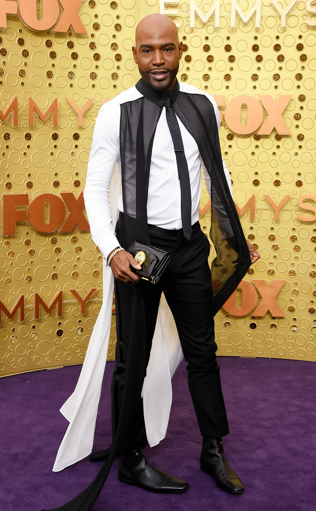 Karamo Brown, 2019 Emmy Awards, 2019 Emmys, Red Carpet Fashion