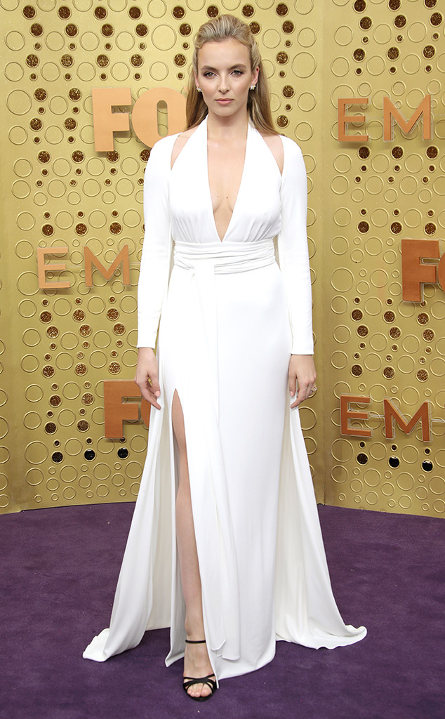Jodie Comer, 2019 Emmy Awards, 2019 Emmys, Red Carpet Fashion