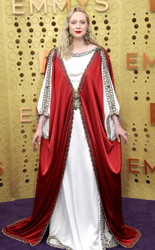 Gwendoline Christie, 2019 Emmy Awards, 2019 Emmys, Red Carpet Fashion