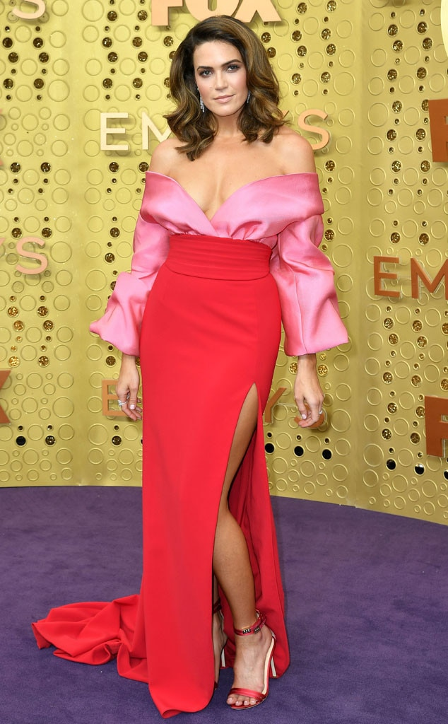 Mandy Moore, 2019 Emmy Awards, 2019 Emmys, Red Carpet Fashion