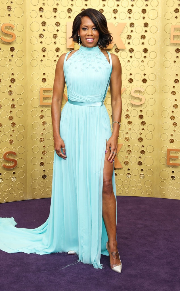 Regina King, 2019 Emmy Awards, 2019 Emmys, Red Carpet Fashion