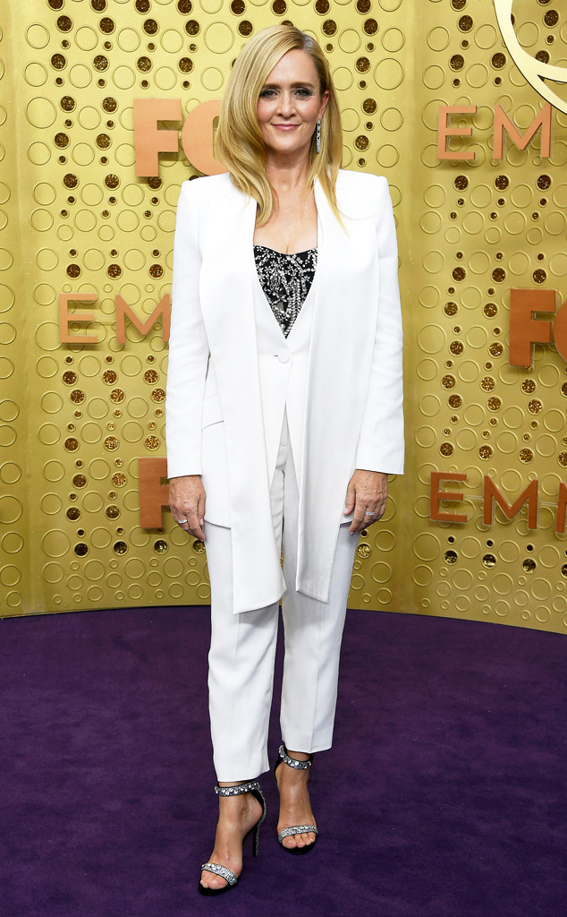 Samantha Bee, 2019 Emmy Awards, 2019 Emmys, Red Carpet Fashion