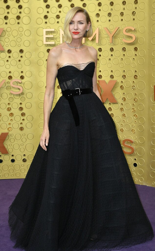 Naomi Watts, 2019 Emmy Awards, 2019 Emmys, Red Carpet Fashion