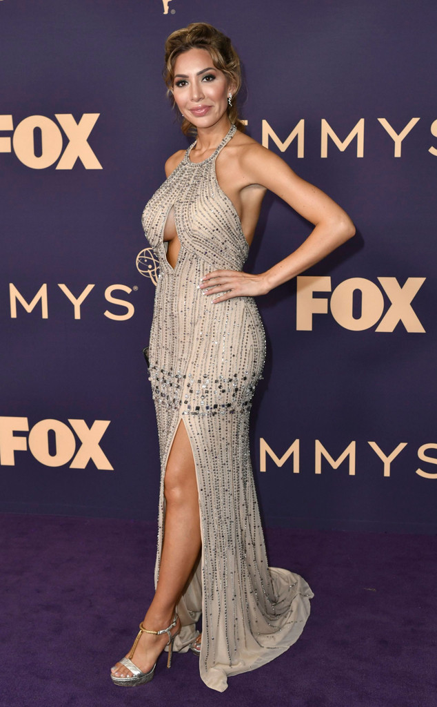 Farrah Abraham, 2019 Emmy Awards