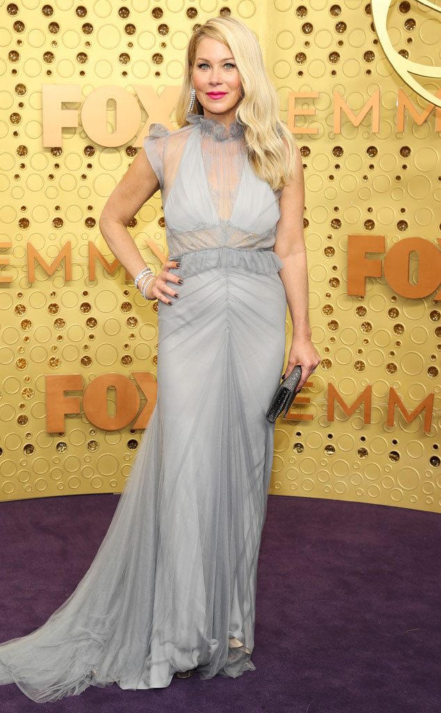 Christina Applegate, 2019 Emmy Awards, 2019 Emmys, Red Carpet Fashion