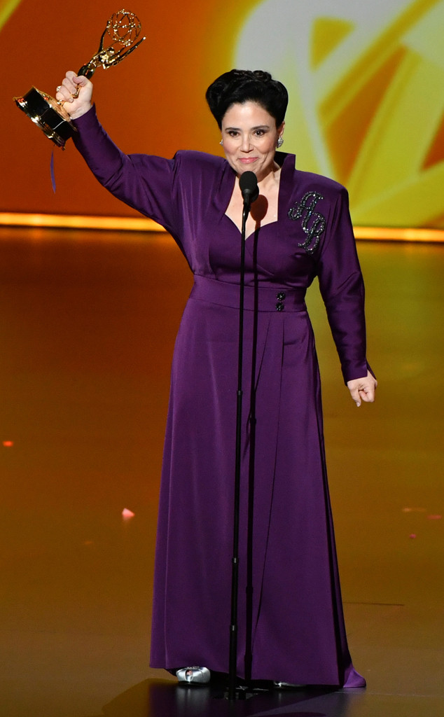 Alex Borstein, 2019 Emmy Awards, Emmys, Winners