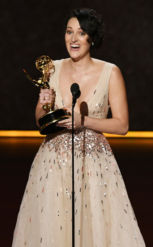 Phoebe Waller-Bridge, 2019 Emmy Awards, Emmys, Winners