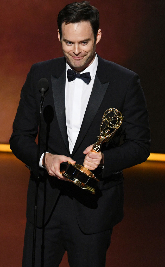 Bill Hader, 2019 Emmy Awards, Emmys, Winners