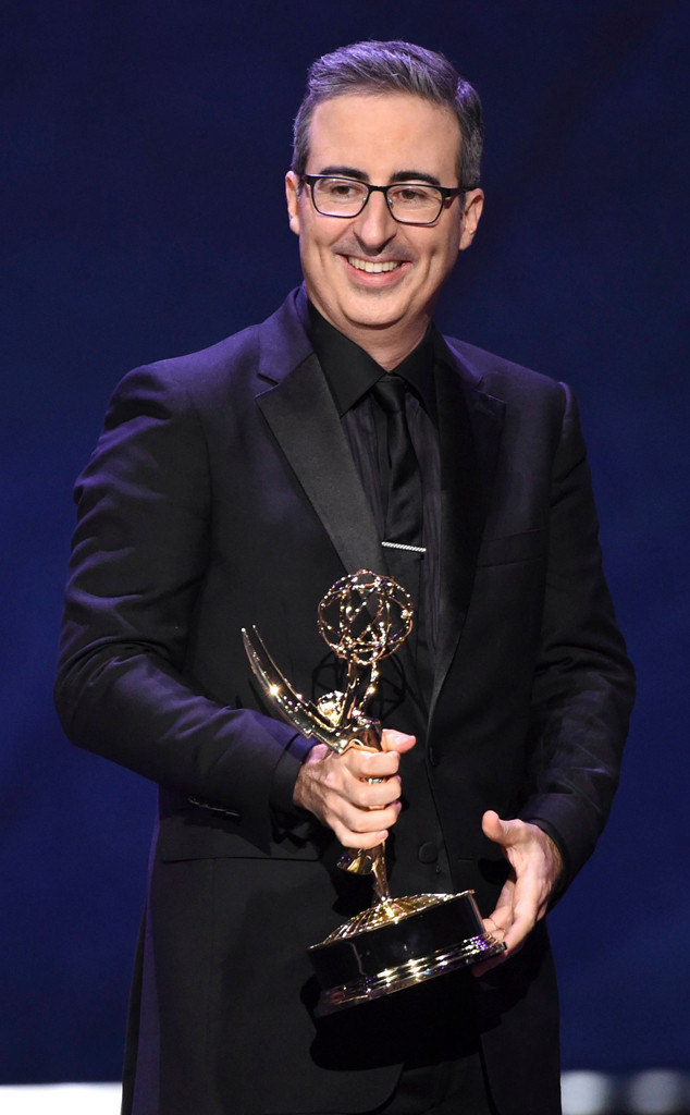 John Oliver, 2019 Emmy Awards, Emmys, Winners