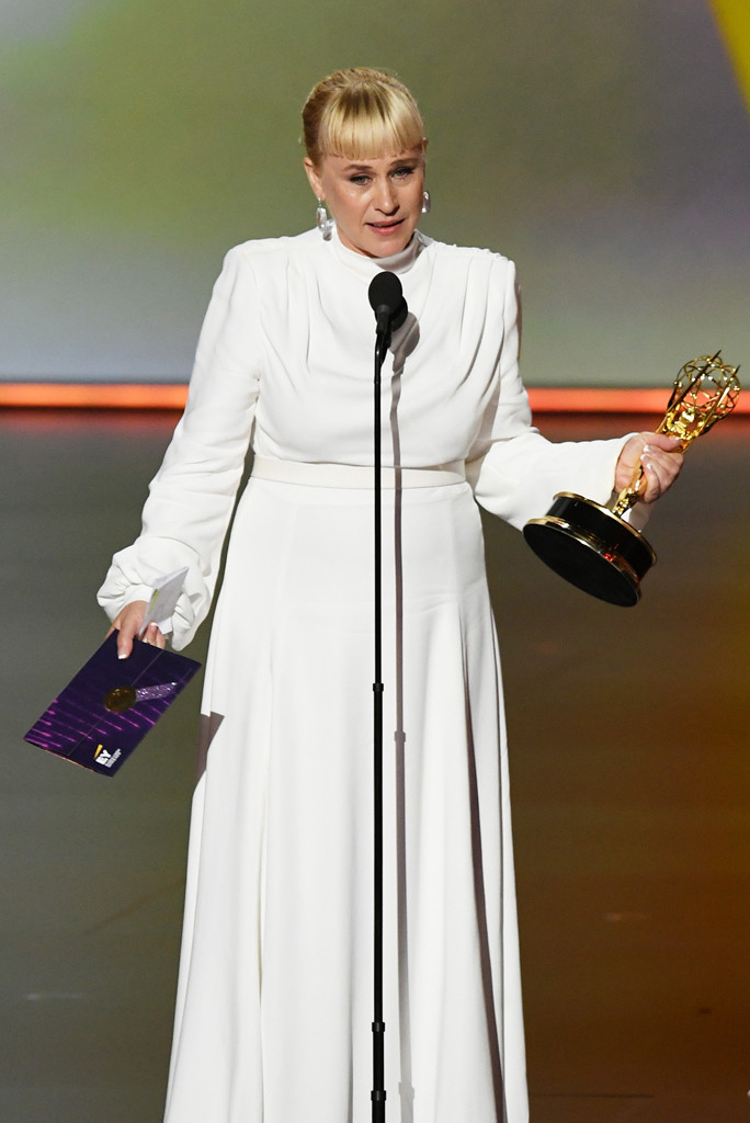 Patricia Arquette, 2019 Emmy Awards, Emmys, Winners