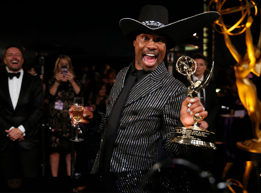 Billy Porter, 2019 Emmy Awards, Emmys, After Party, Candids