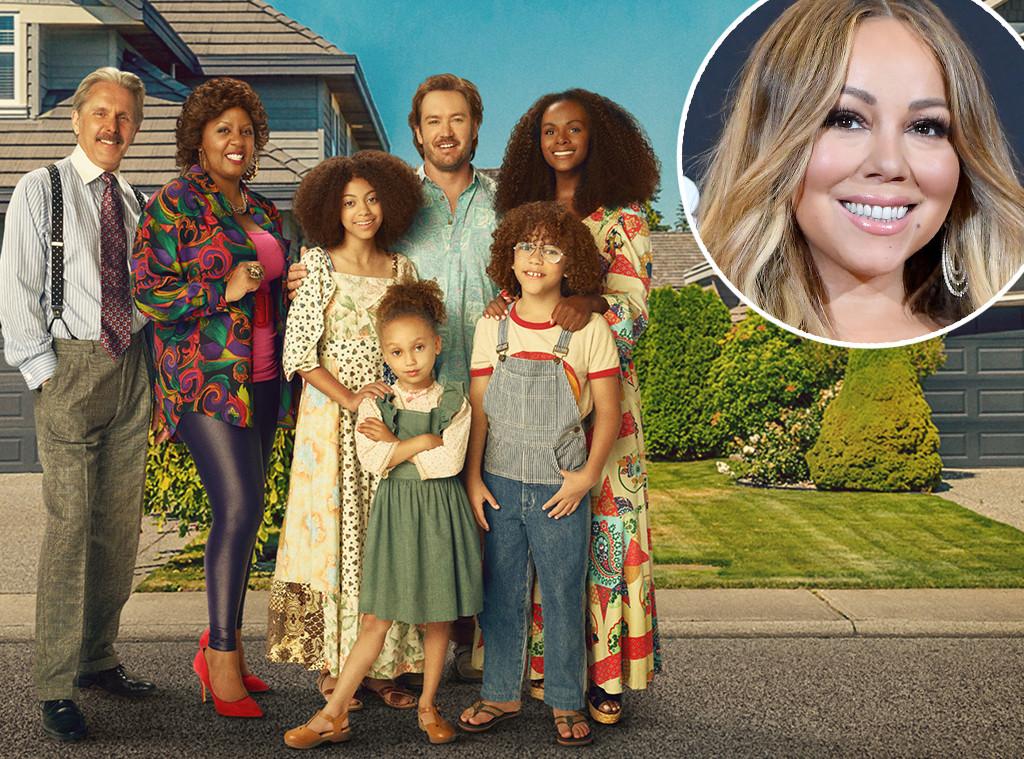 TV Theme Songs - Mixed-ish, Mariah Carey