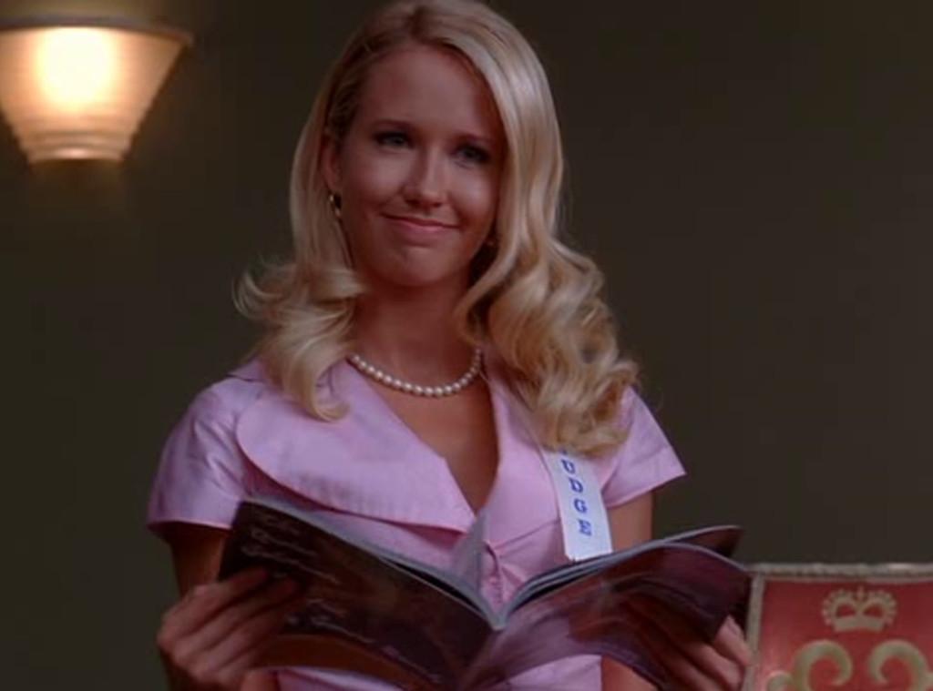 Anna Camp, Glee