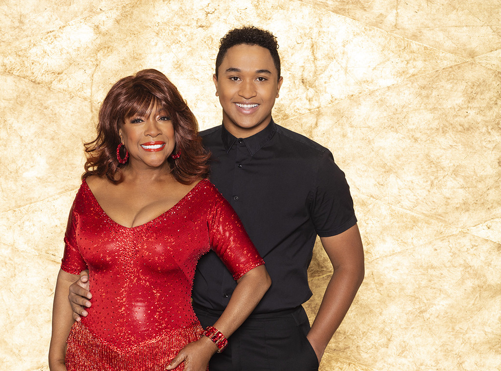 Dancing With the Stars, Mary Wilson