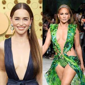 Emilia Clarke, Jennifer Lopez