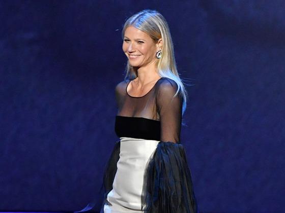 The Internet Thinks Gwyneth Paltrow's Walk Deserves an Emmy