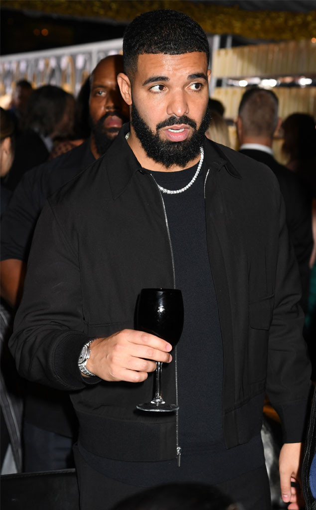Drake, 2019 Emmy Awards, Emmys, After Party, Candids