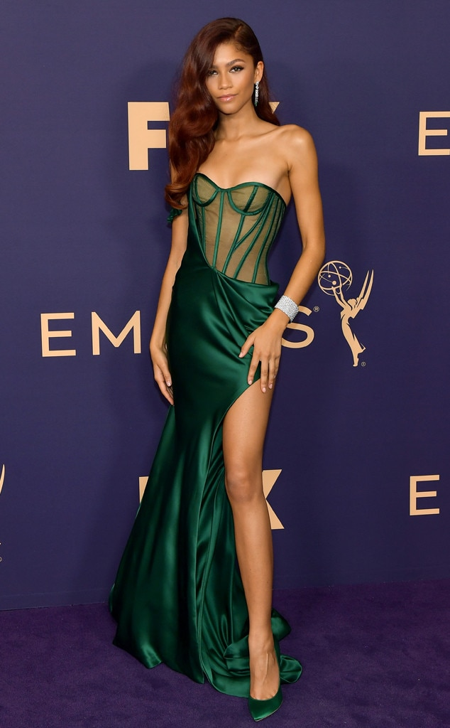 Zendaya, 2019 Emmy Awards, 2019 Emmys, Red Carpet Fashion