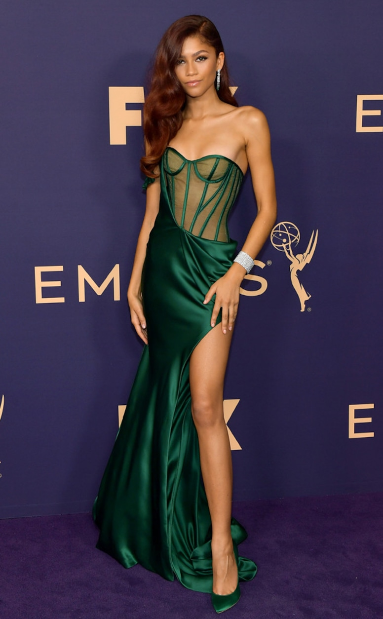 Zendaya, 2019 Emmy Awards, 2019 Emmys, Red Carpet Fashion