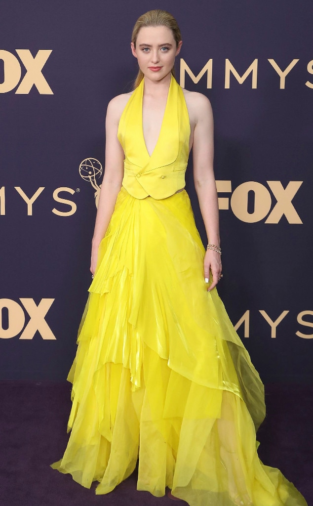 Kathryn Newton, 2019 Emmy Awards, 2019 Emmys, Red Carpet Fashion