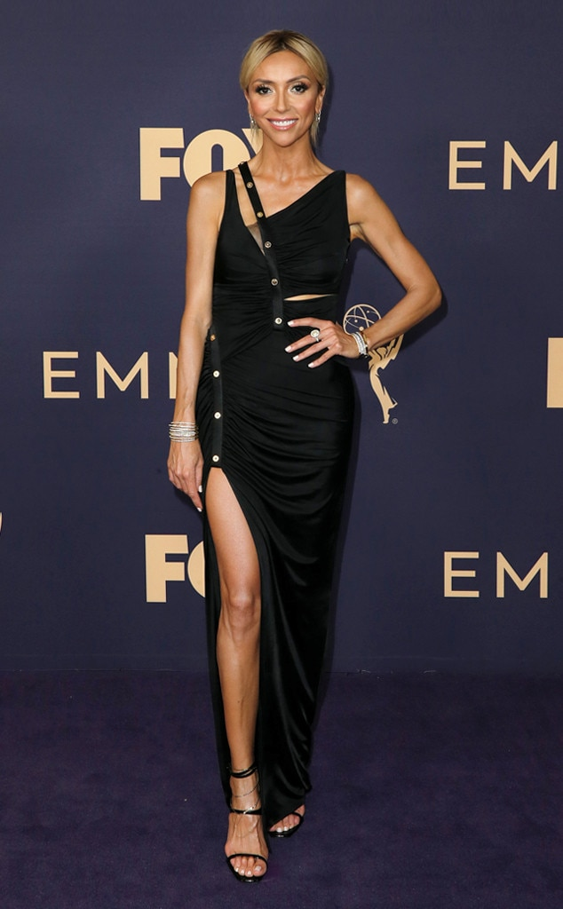 Catherine Zeta-Jones, 2019 Emmy Awards, 2019 Emmys, Red Carpet Fashion