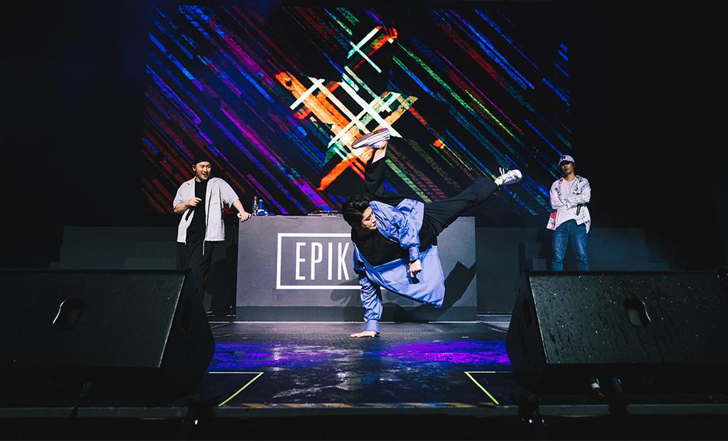 Epik High, Concert, Singapore
