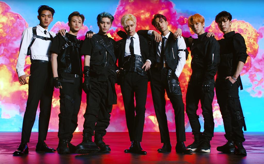 SuperM, SM Entertainment