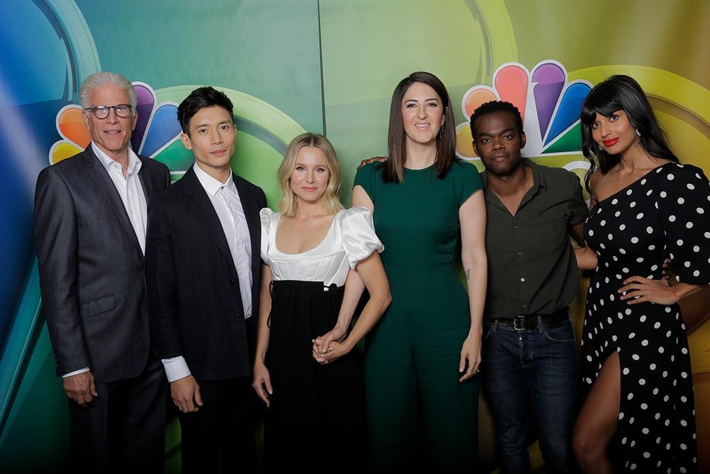Watch The Good Place Season 4 premiere live on NBC tonight