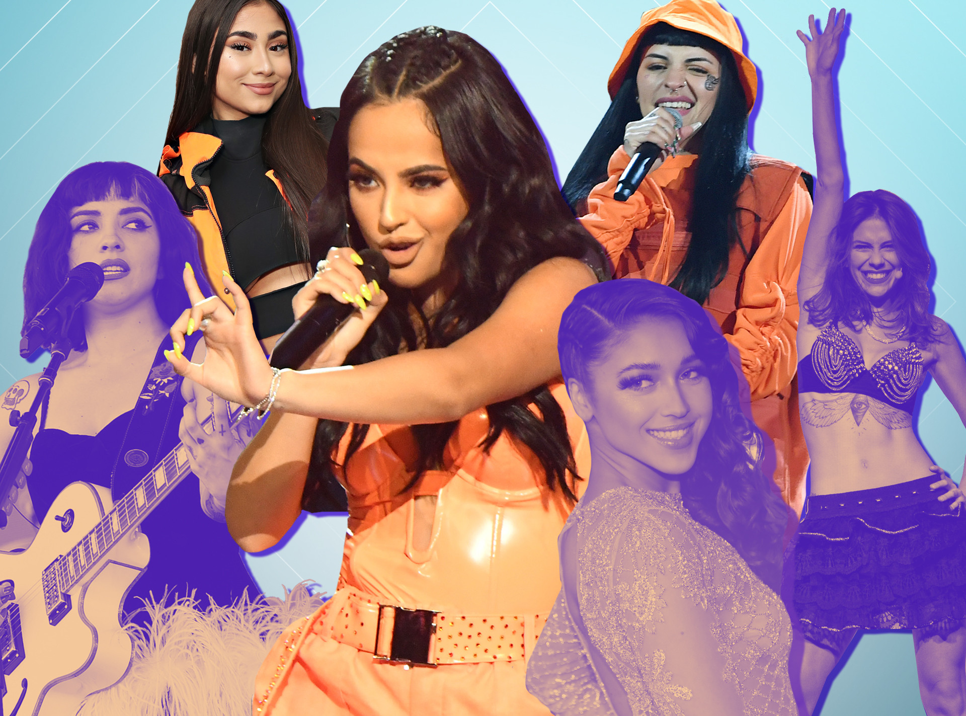 Latinx Female Pop Stars