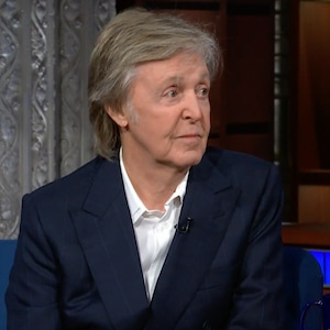 Paul McCartney, The Late Show, Stephen Colbert