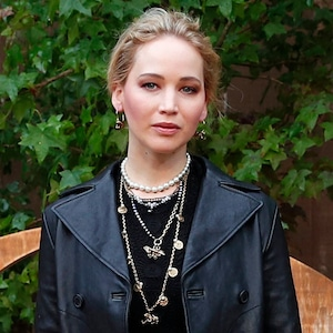 Christian Dior show, Jennifer Lawrence