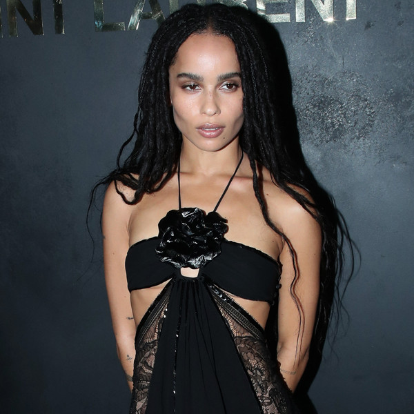 Zoë Kravitz to Star as Catwoman in The Batman Film With Robert Pattinson