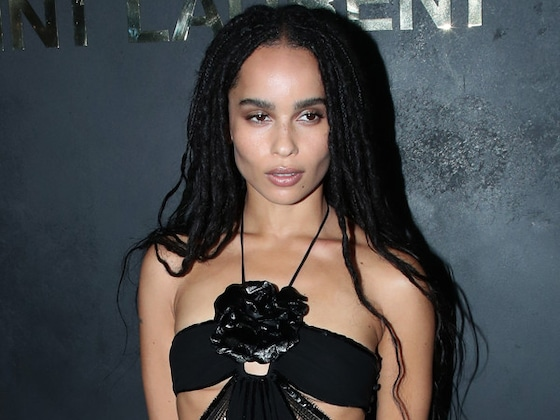 Zoë Kravitz sera Catwoman dans <i>The Batman</i> avec Robert Pattinson