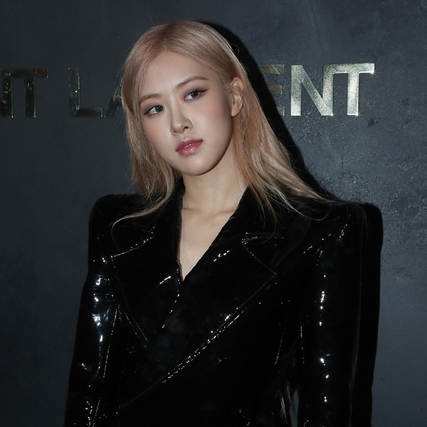 BLACKPINK's Rosé Makes Her Paris Fashion Week Debut