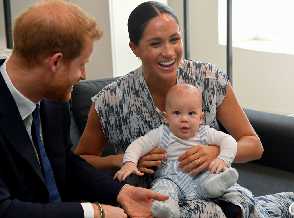 Prince Harry, Meghan Markle, Archie Harrison