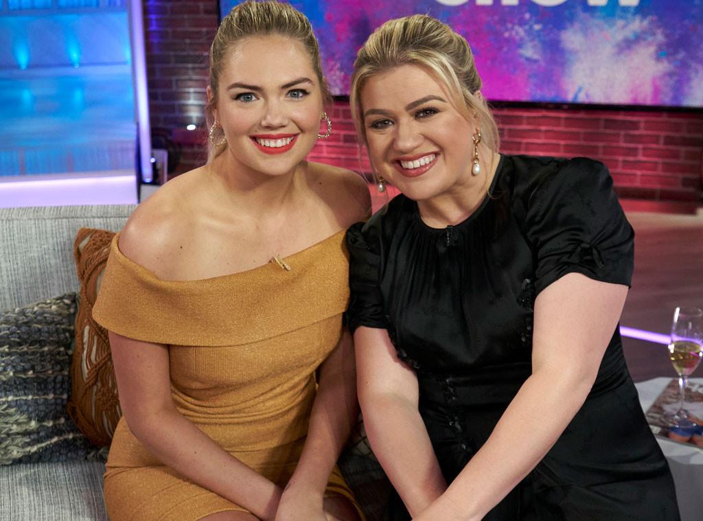 Kate Upton, Kelly Clarkson, The Kelly Clarkson Show