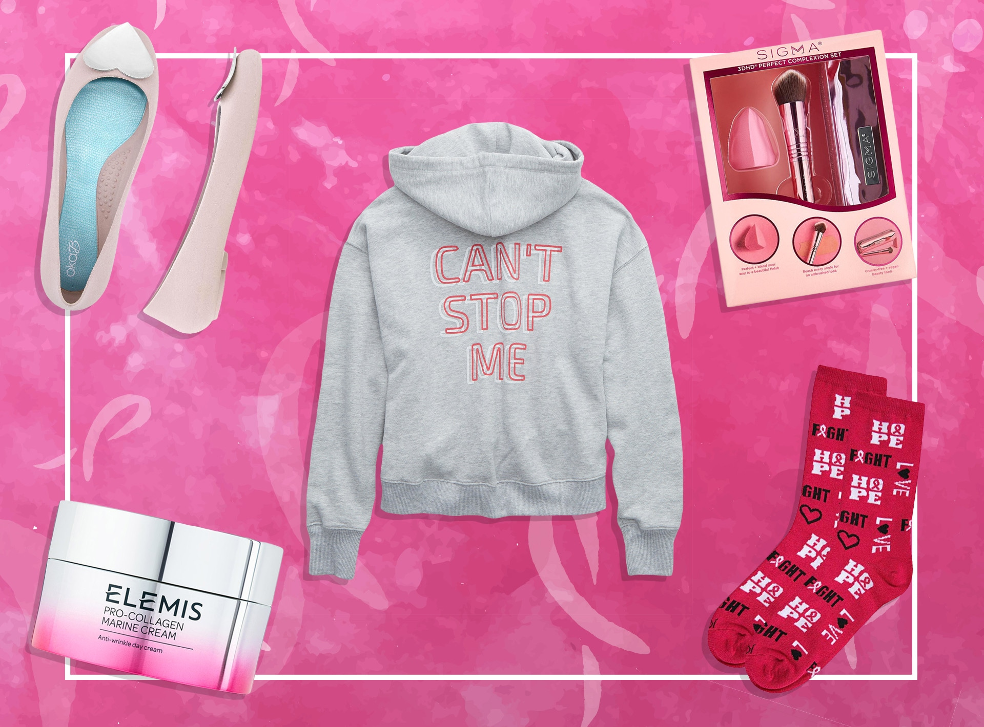 EComm: Breast Cancer Items