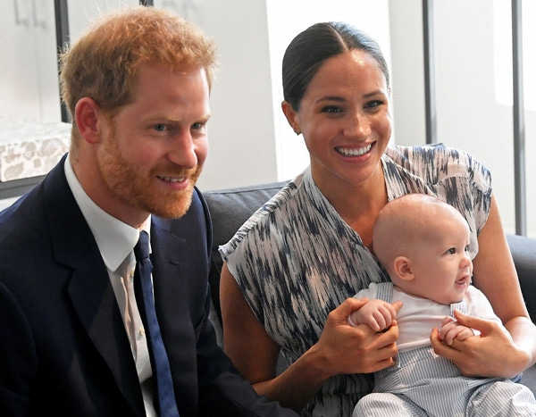 Inside Meghan Markle and Prince Harry's Joyful Time at Home With Baby Archie